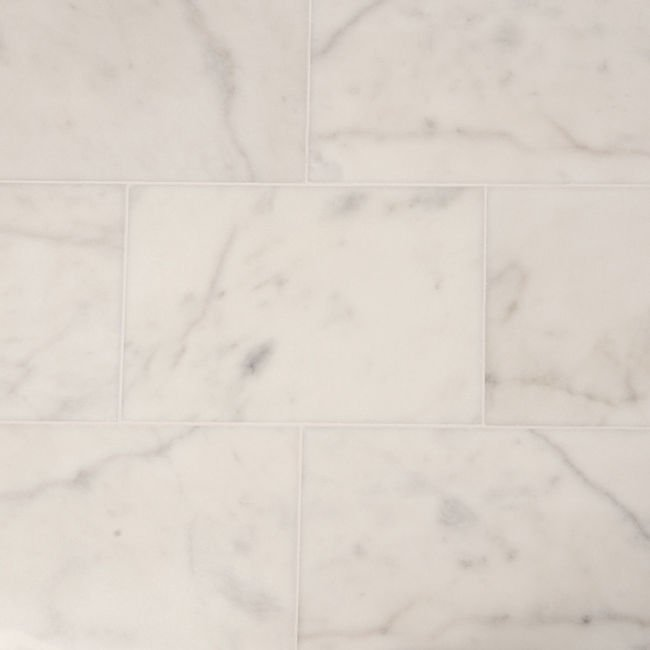 Picture of Ibiza Bianco Marble Polished 600x400mm - 4.3 SQM Job Lot