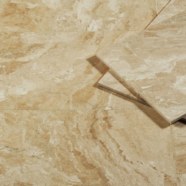 Picture of Fantasy Royale Marble - HONED 610x406x12mm - 27.2 SQM Job Lot