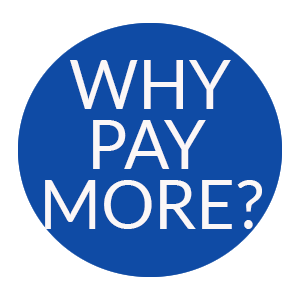 Why pay more Logo