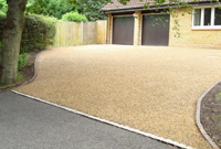 I have a gravel driveway is this a problem?
