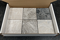 Can I get hold of samples of your tiles? Are they free?