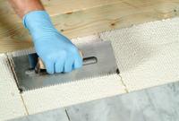 Tiling Onto Wooden Floors