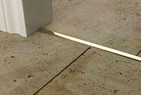Do I need to use trims for the edge of my tiles?