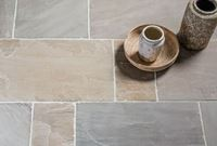 Laying Natural Stone Floor Tile 'Patterns Sets'