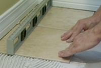 What To Do Before Tiling Over Vinyl Or Linoleum