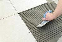 Tiling Onto Screeds With Wet Underfloor Heating