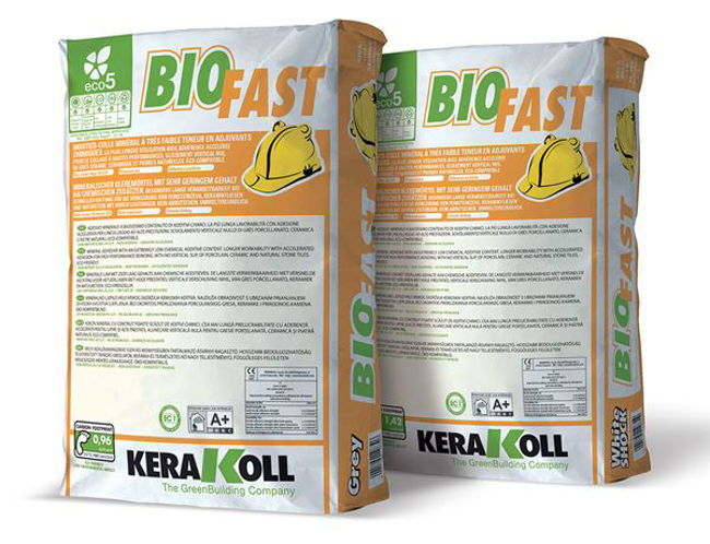 Picture of Kerakoll Biofast Flexible Grey Adhesive - 20kg