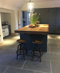 Picture for category TAJ GREY TUMBLED & BRUSHED LIMESTONE