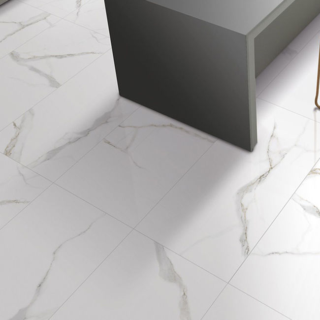 Picture of Esterell Bianco Matt Porcelain Tiles