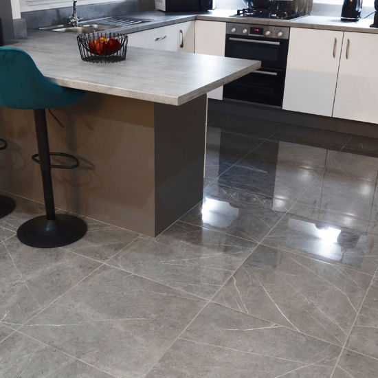 Picture of Marmo Cecilia Polished Porcelain Tiles