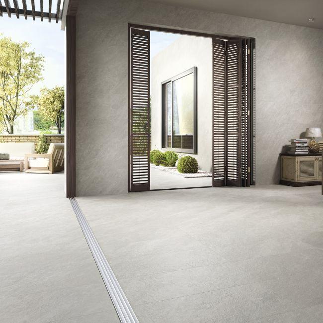 Picture of Amiata Gris Stone Effect Porcelain Tiles