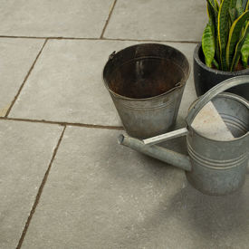Picture of Mandalay Blue Limestone 600x900mm Paving Slabs