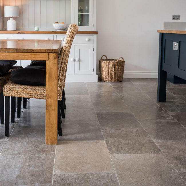 Picture of Loire Limestone Tiles - Tumbled