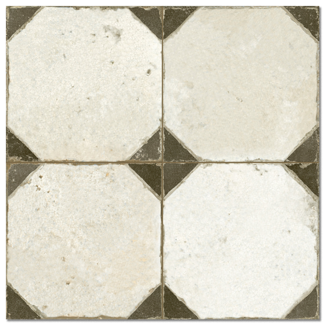 Picture of Victor Grey Decorative Tiles