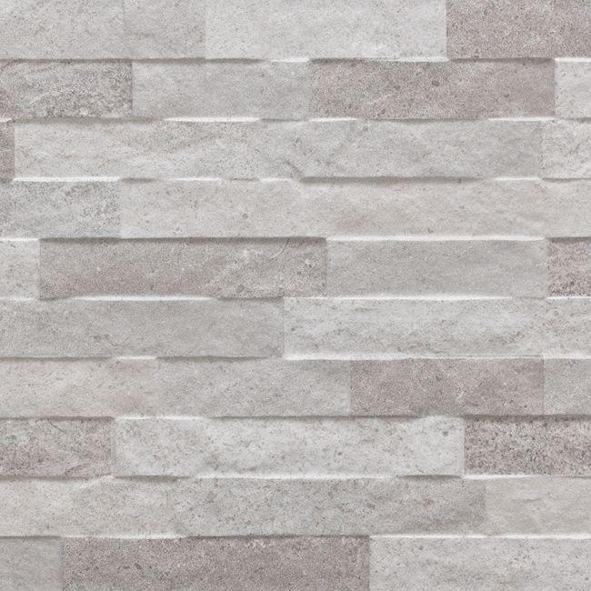 Picture of Core Silver Split Face Effect Porcelain Tile