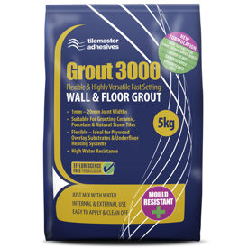 Picture of Tilemaster Grout3000 - Wide Joint Grout