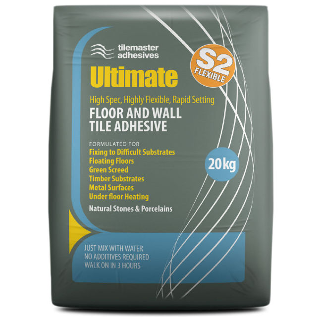 Picture of Tilemaster Ultimate Adhesive Grey - 20kg