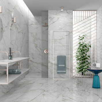 Picture for category MARBLE-EFFECT PORCELAIN