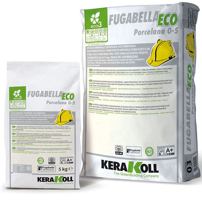 Picture of Kerakoll Fugabella 0-5 Flexible Grout - 5kg