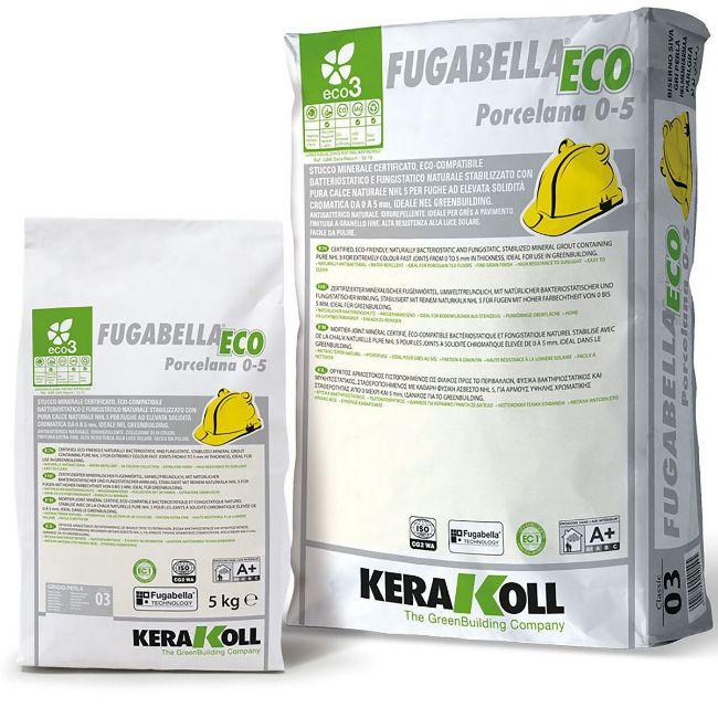Picture of Kerakoll Fugabella 0-5 Flexible Grout - 5kg