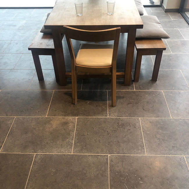 Picture of Milan Limestone Tiles - Tumbled