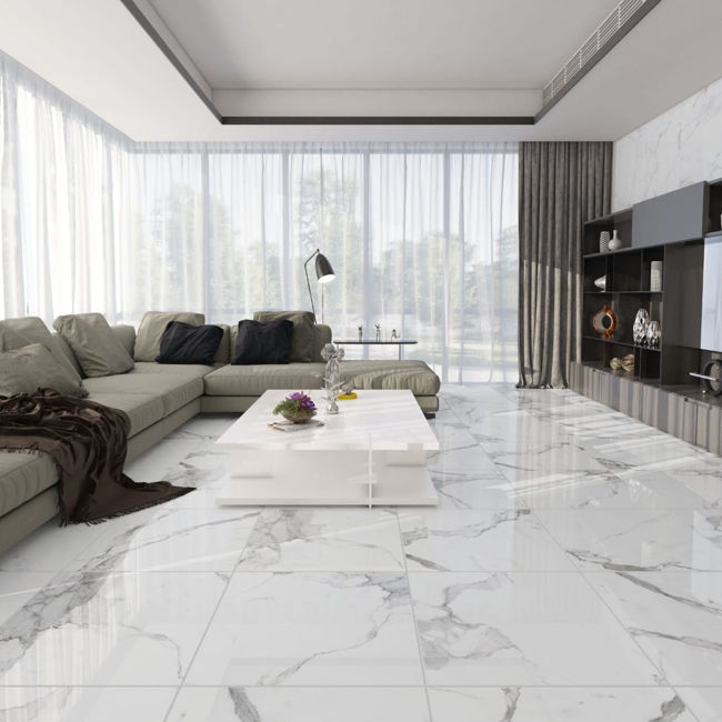 Picture of Statuario Avenza Porcelain Tiles
