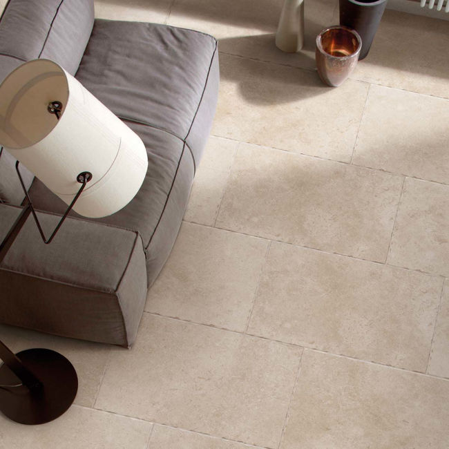 Picture of Marston Buff Antique Effect Porcelain  - OPUS