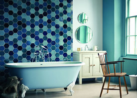 Amazing Images of Marble & Porcelain Tiles through the ages