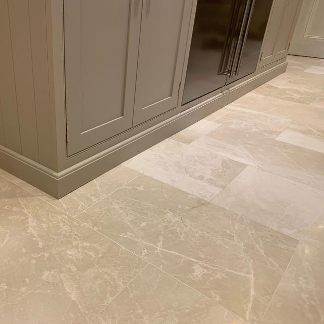 Picture of Botticino Marble Tiles - Polished