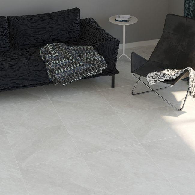 Picture of Amiata Gris Stone Effect Porcelain 800x800x9mm - 11.5 SQM Job Lot