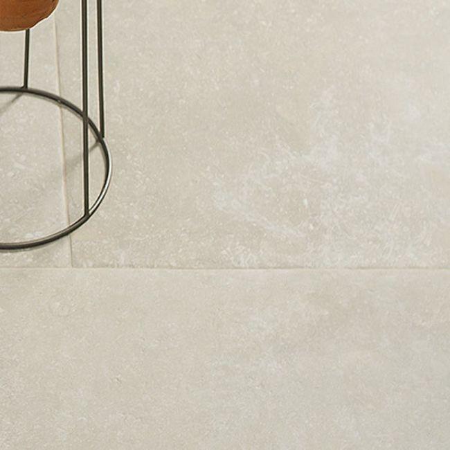 Picture of Pietra Bianco Antique Effect Porcelain 906x604x10mm - 19.6 SQM Job Lot