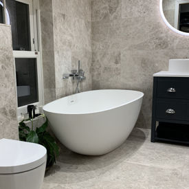 Picture for category LIMESTONE BATHROOM WALL TILES