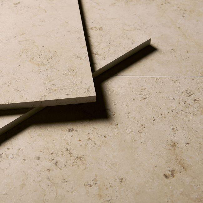 Picture of Jura Beige Limestone Honed 600x600mm- 16.9 SQM Job Lot