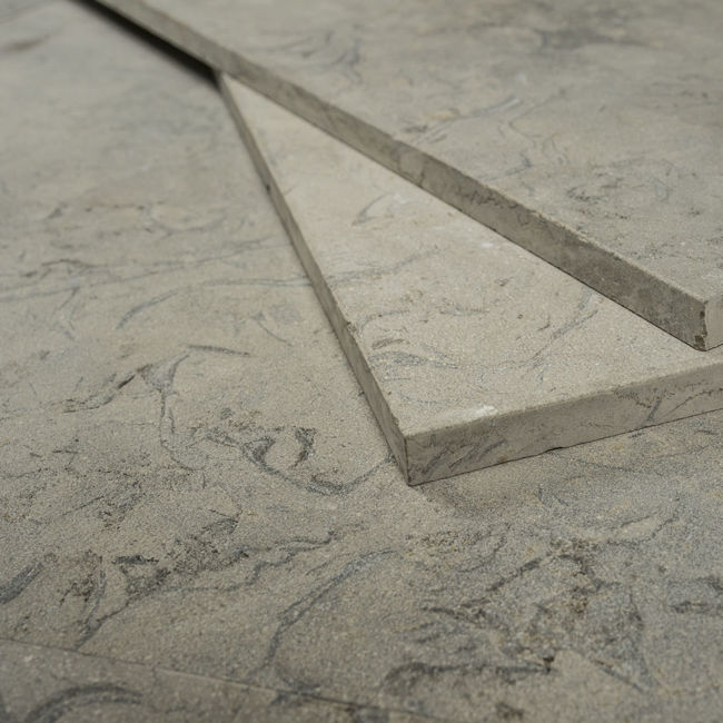 Picture of Denholm Limestone Seasoned Finish 600xFLx15mm - 15.5 SQM Job Lot