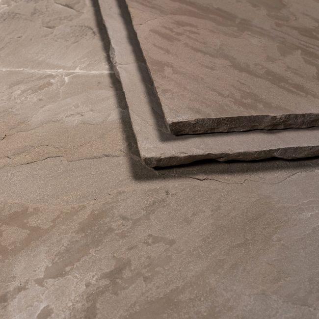 Picture of Manoir Sandstone Tiles - Seasoned