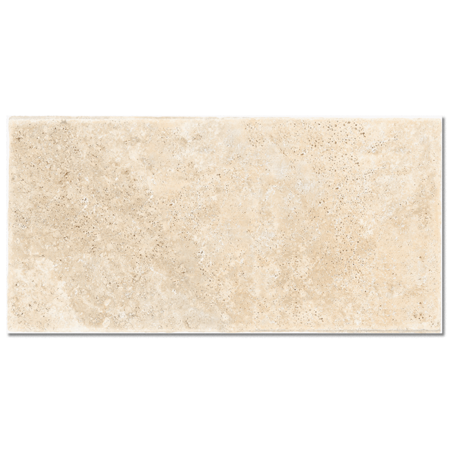 Picture of Travertino Light Antique Effect Porcelain