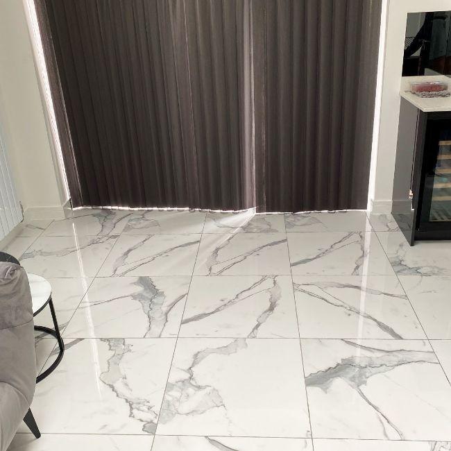Picture of Statuario Avenza Porcelain Tiles