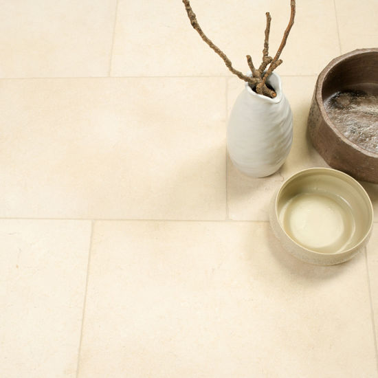 Picture of Antibes Limestone Tiles - Tumbled