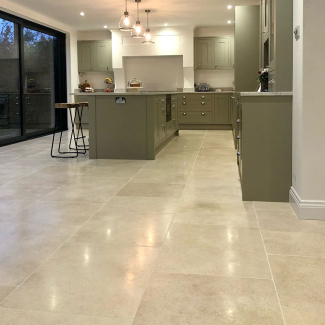 Picture of Avalon Limestone Tiles - Tumbled